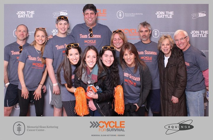 Cycle For Survival T-Shirt Photo