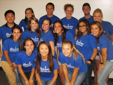 Students Teaching Alcohol And Other Drug Responsibility T-Shirt Photo