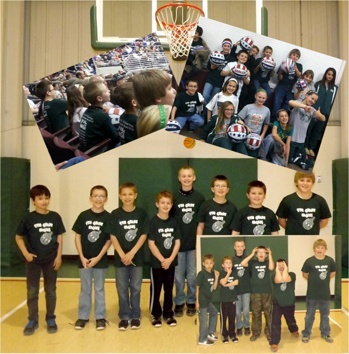 Undefeated 4th Grade Eagles T-Shirt Photo