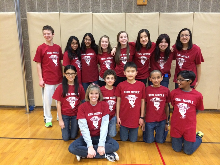 Science Olympiad 2014 T-Shirt Photo