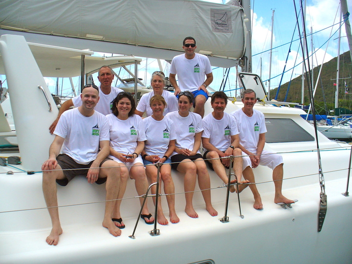 The Bareboat Gang T-Shirt Photo