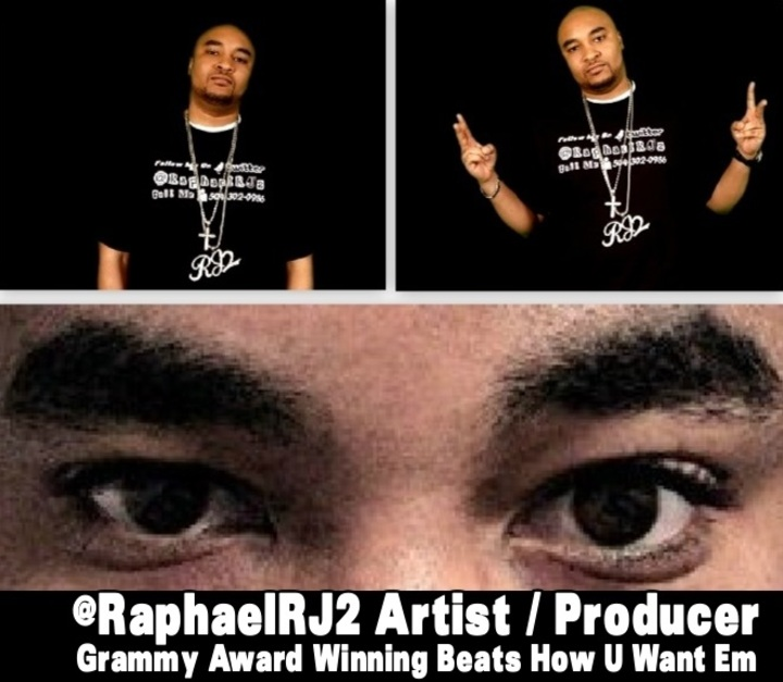 Raphael Rj2 Artist And Producer Of Grammy Award Winning Beats How U Want Em T-Shirt Photo
