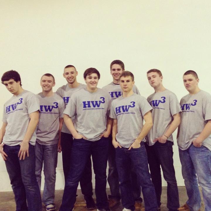 The Hw3 Group Team T-Shirt Photo