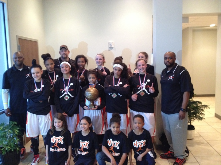 Ntx Ballerz Champs!!! T-Shirt Photo