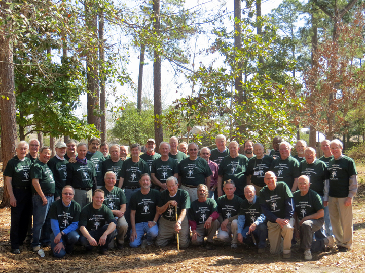Episcopal Men's Conference 2014 T-Shirt Photo
