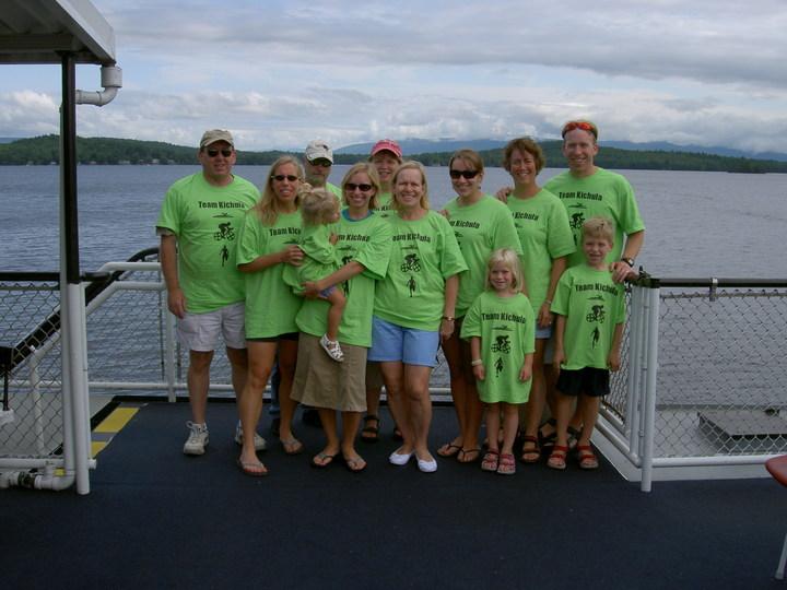 Team Kichula T-Shirt Photo