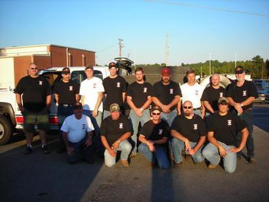 Sand Rock Volunteer Fire Dept T-Shirt Photo