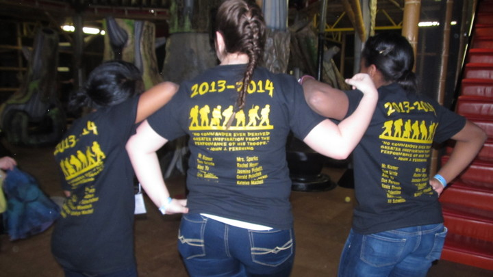 Backside Of The Mfhs Acadeca T Shirts T-Shirt Photo