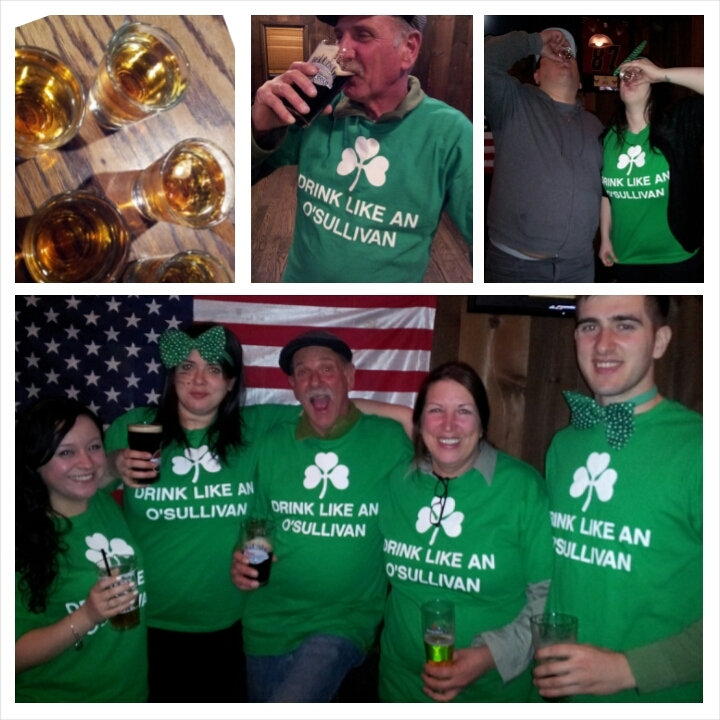 Drink Like An O'sullivan! T-Shirt Photo
