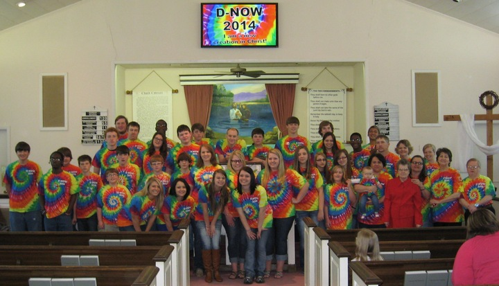 D Now 2014 T-Shirt Photo