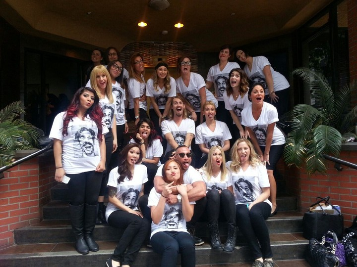 Paul Mitchell Phase 2 Students T-Shirt Photo