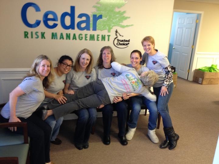The Super Cedars  T-Shirt Photo