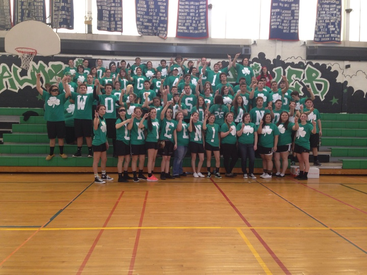 Srcs Seniors Class Of 2014 T-Shirt Photo