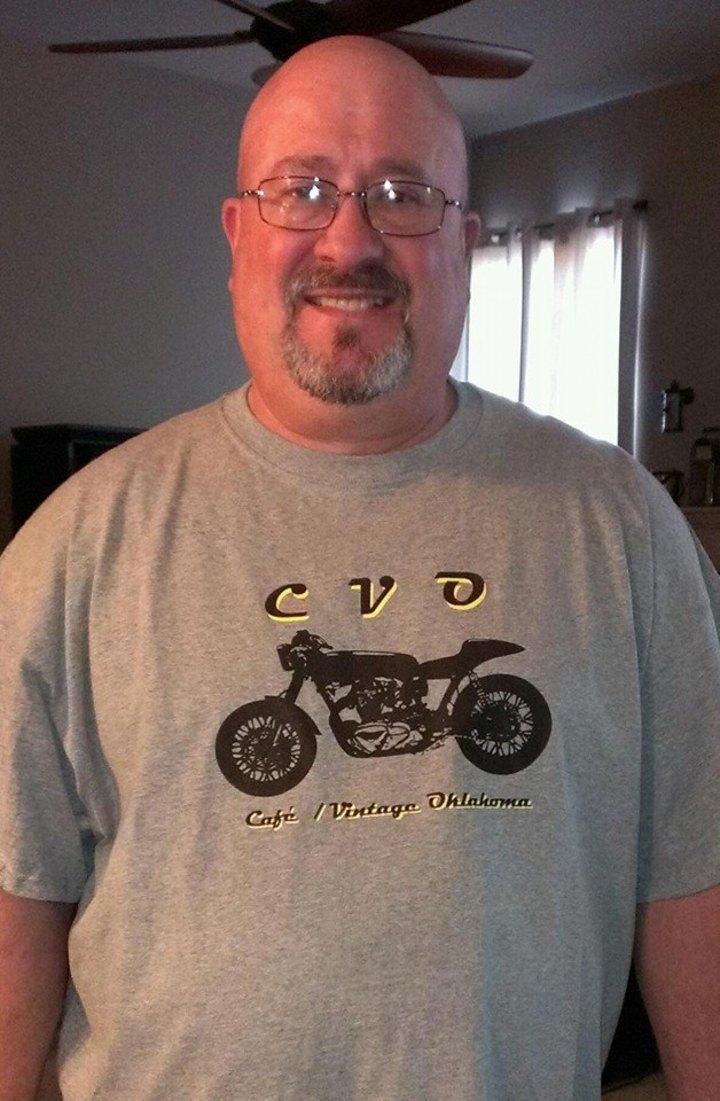Cvo Shirt T-Shirt Photo