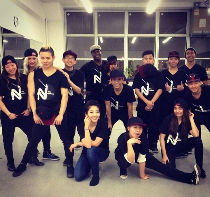 The Neighbors Dance Team  T-Shirt Photo