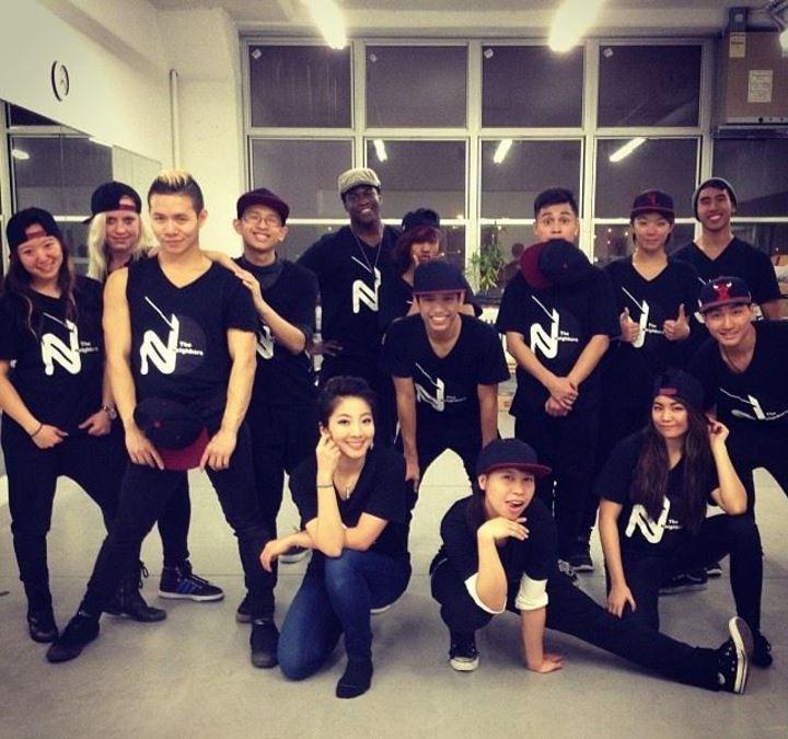 The Neighbors Dance Team  T-Shirt Photo