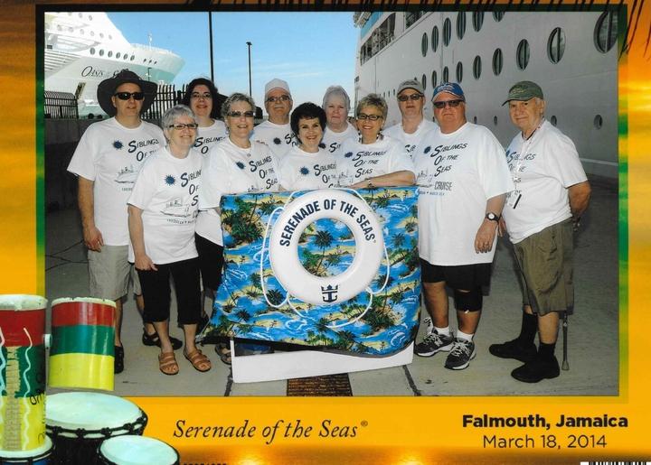 Siblings Of The Seas T-Shirt Photo