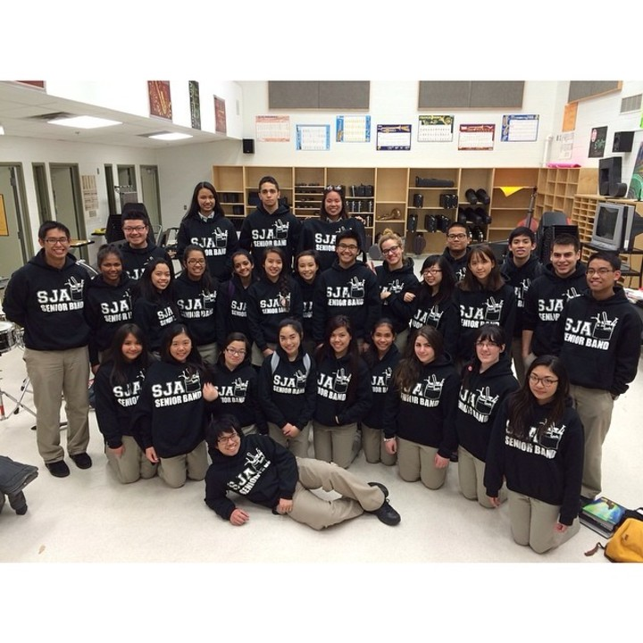 Graduating Instrumental Band Class T-Shirt Photo