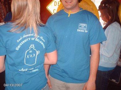 Keg Race Tshirts T-Shirt Photo