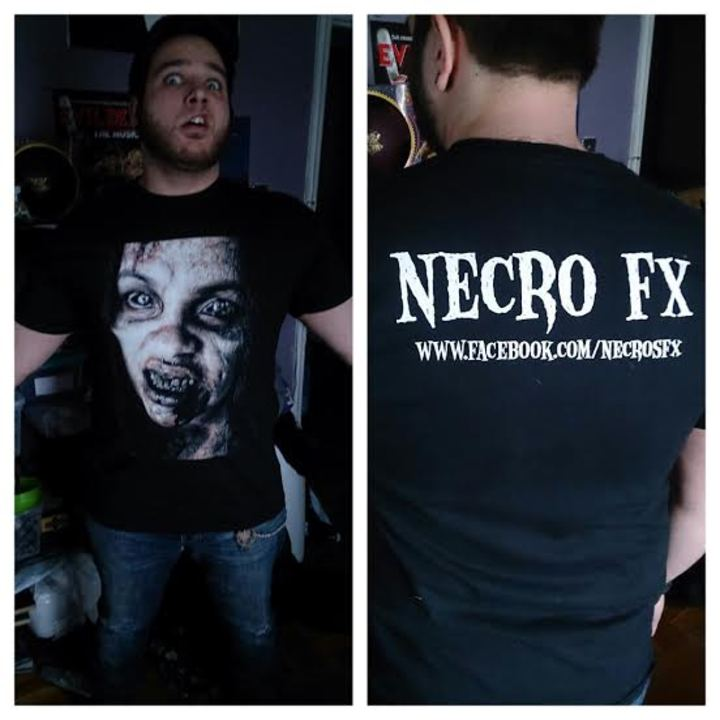 Necro Fx Shirt Finally T-Shirt Photo