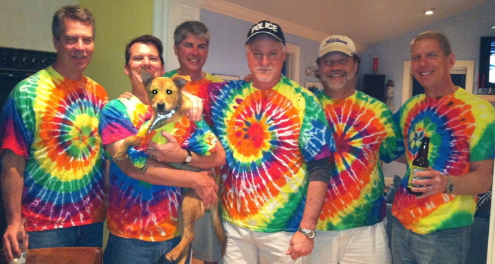 Happy Golfers T-Shirt Photo