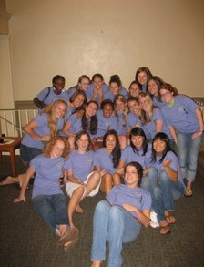 Johnson Girls A1 T-Shirt Photo