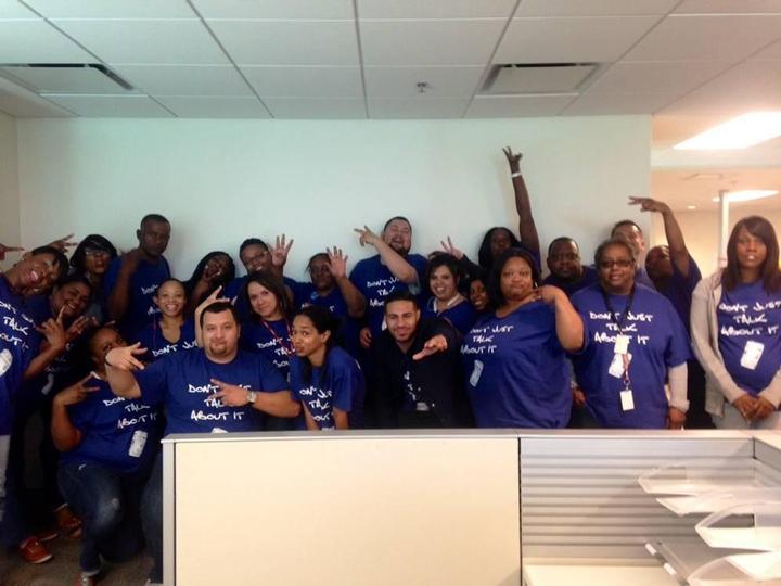 Team Spirit T-Shirt Photo