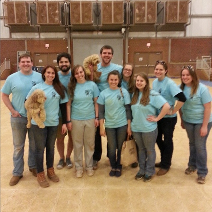 Bark In The Brehm Staff! T-Shirt Photo