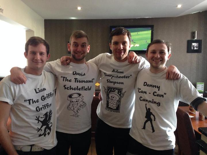 The Ormskirk Mile T-Shirt Photo