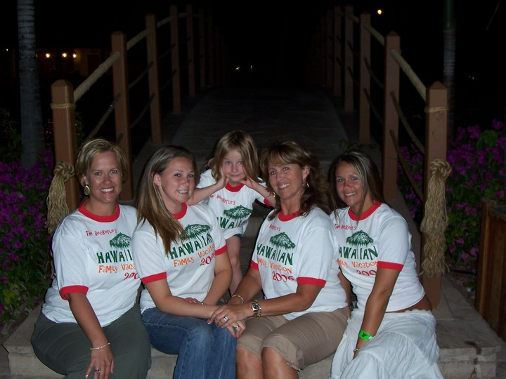 Annual Beckerle Vacation 2006 T-Shirt Photo