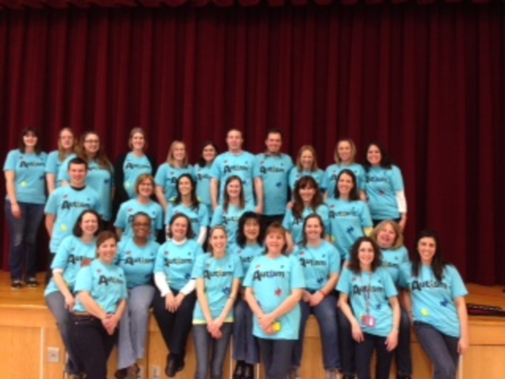 Autism Awareness Day T-Shirt Photo