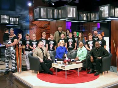 Junkyard Dogs Tv Appearance T-Shirt Photo