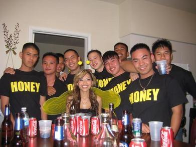 My Honey's T-Shirt Photo