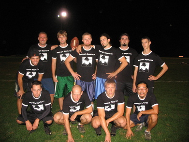 Anthropology Flag Football T-Shirt Photo