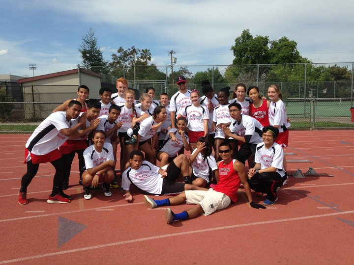 The Hurdles Family Before Winning All Divisions! T-Shirt Photo