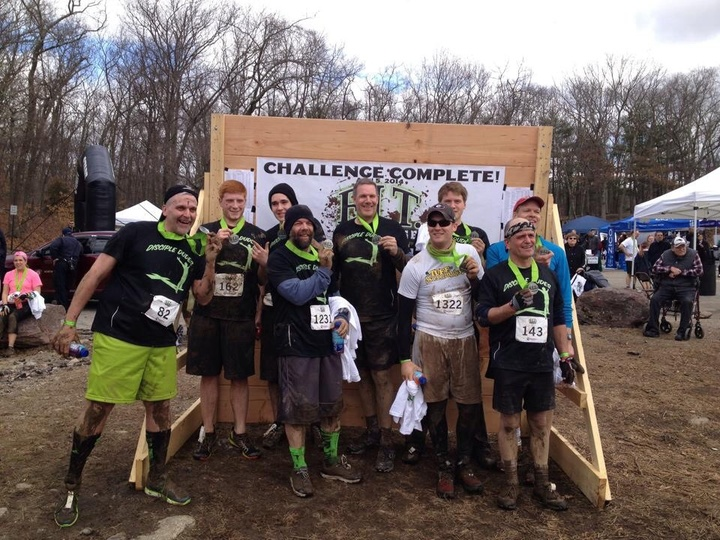 Disciple Dudes Ocr Team T-Shirt Photo