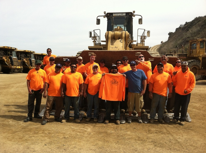 Catalina Island Rock Quarry T-Shirt Photo
