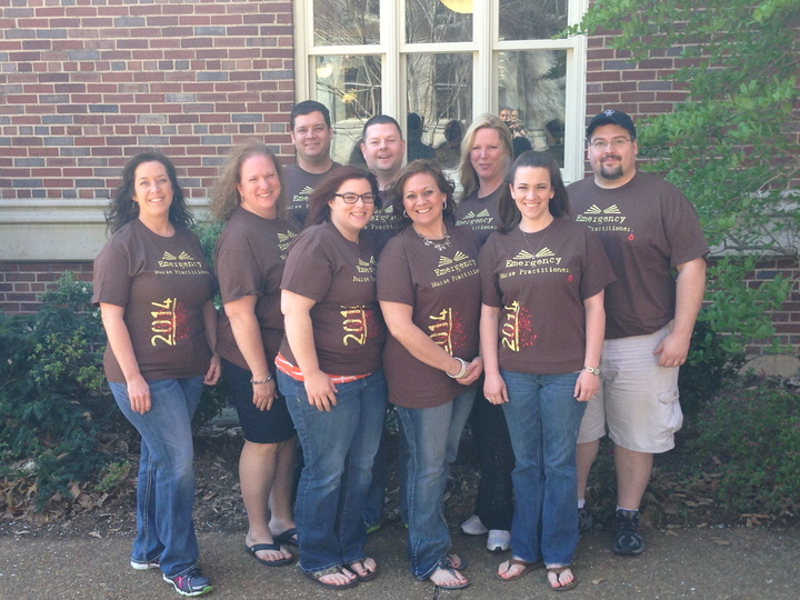 Vanderbilt Enp Class 2014 T-Shirt Photo