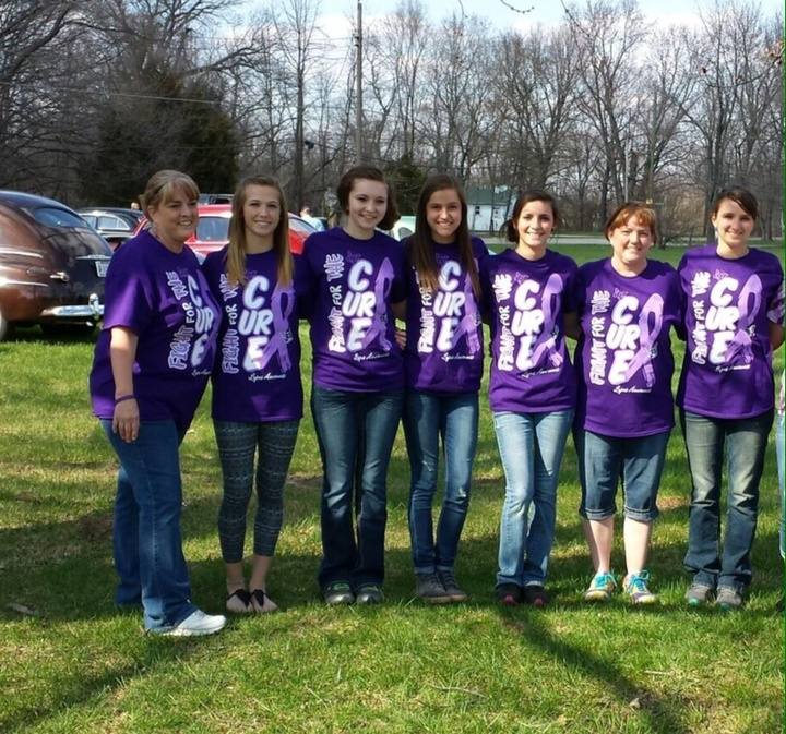 Cruisin For A Cause For Emilee T-Shirt Photo