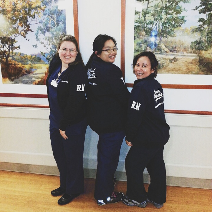 Night Shift R Ns Love Their Jackets!!  T-Shirt Photo