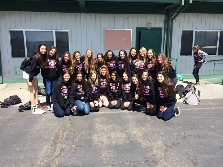Juniors Powderpuff 2014 T-Shirt Photo
