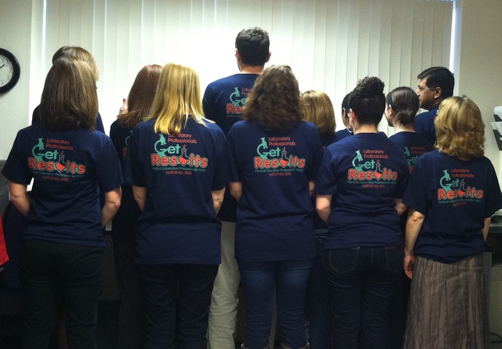 Agt Lab Week T-Shirt Photo