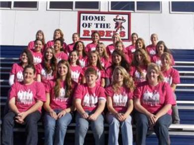 Usc Senior Girls T-Shirt Photo