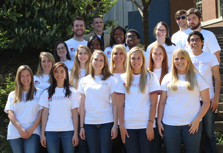 The Leadership And Performance Dynamics Lab Annual Group Photo T-Shirt Photo