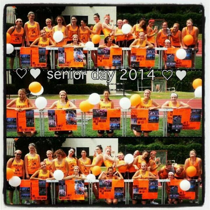 Oxy Lax Senior Day T-Shirt Photo