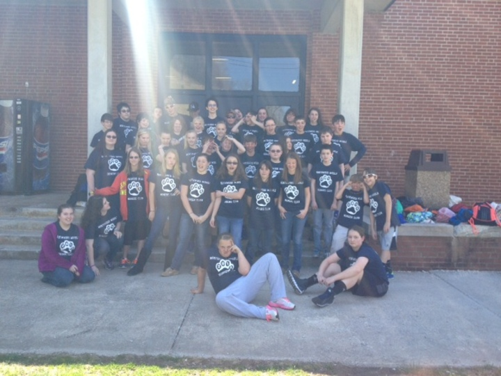 Nms Honors Club T-Shirt Photo