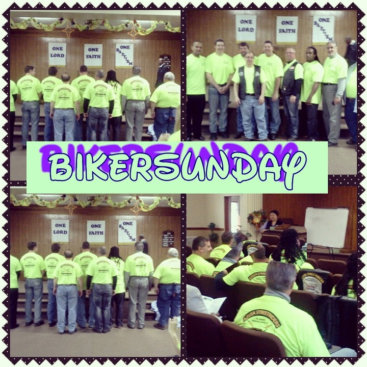 Biker Sunday 2014 T-Shirt Photo