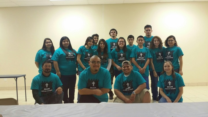 Caminado Con Cristo: Church Youth Group T-Shirt Photo