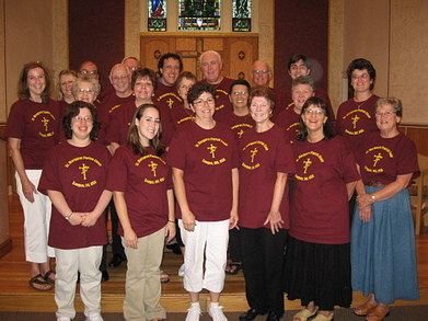 St. Margaret Parish Choir T-Shirt Photo