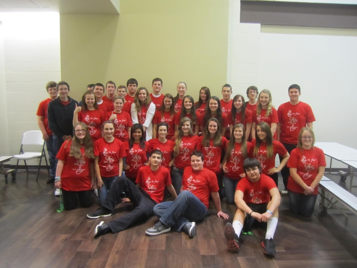 Meridian High School Sadd T-Shirt Photo